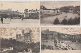 19 / 9 / 388. -  LYON  ( 69 ) LOT  DE. 10. C P A. - Cartes Postales