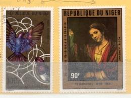 NIGER OB N° PA 86 + PA 290 - Mali (1959-...)