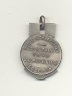 Médaille - Exposition D'oiseaux  - SOGEPIN - SERAING 1948 - Foire Commerciale .(SL) - Other