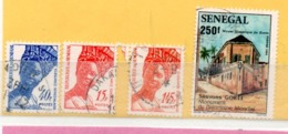 NIGER OB N° 374 + 555 + ? + 621 - Mali (1959-...)