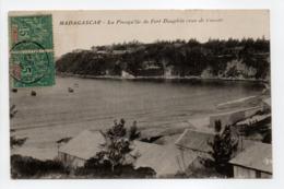 - CPA FORT-DAUPHIN (Madagascar) - La Presqu'île 1914 (vue De L'ouest) - Edition Annequin - - Madagascar