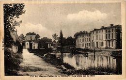CPA Le MARAIS POITEVIN - Coulon - Les Quaiiis Sur La Sevre (297394) - Autres Communes