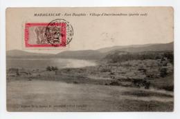 - CPA FORT-DAUPHIN (Madagascar) - Village D'Imérimandroso 1915 (partie Sud) - Edition Annequin - - Madagascar