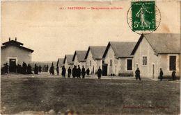 CPA PARTHENAY - Baraquements Militaires (297417) - Parthenay
