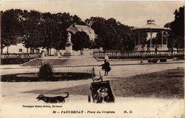 CPA PARTHENAY - Place Du Dropeau (297430) - Parthenay
