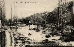 CPA PARTHENAY - Le Thouet A Blateau (297431) - Parthenay