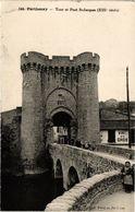CPA PARTHENAY - Tour Et Pont St-Jacques (XIII Siecle) (297436) - Parthenay
