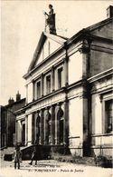 CPA PARTHENAY - Palais De Justice (297437) - Parthenay