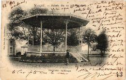 CPA Noize - Soirec Du 12 Octobre 1902 - THOUARS - Le Kiosque (297443) - Thouars