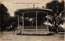 CPA THOUARS (D S.) - Jardin Public - Le Kiosque (297445) - Thouars