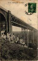 CPA THOUARS - Le Viaduc (297460) - Thouars