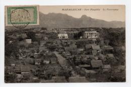 - CPA FORT-DAUPHIN (Madagascar) - Le Panorama 1915 - Edition Annequin - - Madagascar