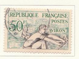 PIA - FRA - 1953 : Giochi Olimpici Del 1952 A Helsinki - Canottaggio - (Yv 964) - Canottaggio