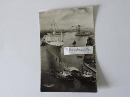 Paquebot FRANCE. SAINT NAZAIRE.Lancement 11 Mai 1960 (V.cliché Recto-verso) - Dampfer