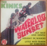 The Kinks - Waterloo Sunset - Pnv 24 194 - 45 Rpm - Maxi-Single