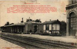 CPA Conlie - La Gare (391128) - Conlie