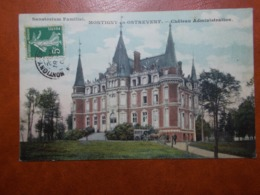 Carte Postale  - MONTIGNY EN OSTREVENT (59) - Château Administration (3596) - Francia