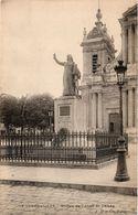 CPA VERSAILLES - Statue De L'Abbe De L'Epée (352829) - Versailles