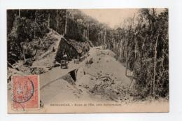 - CPA MADAGASCAR - Route De L'Est, Près Ambavaniasy 1904 - - Madagascar