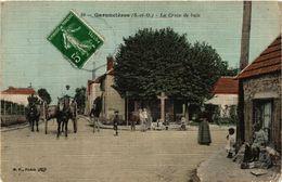 CPA GARANCIERES - La Croix De Buis (353240) - France