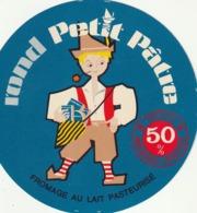 Rare étiquette De Fromage Au Petit Pâtre - Fromage