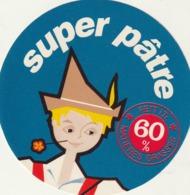 Rare étiquette De Fromage Super Pâtre - Fromage