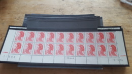 LOT 471745 TIMBRE DE FRANCE NEUF** LUXE COIN DATE FACIALE 4,5 EUROS BLOC - France