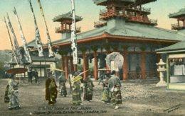 UNITED KINGDOM - Japan-British Exhibition - A Street Scene In Fair Japan 1910 - Exposiciones