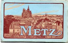 METZ - Carnet 10 Cartes - Metz