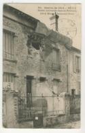 77 - Meaux -        Maison Bombardée Dans Un Faubourg - Meaux