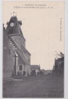 ESSIGNY-LE-GRAND - L'Eglise Et La Grand'Rue - France
