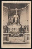 AVELGEM   ==  KOSTSCHOOL ST.VINCENTIUS   KAPEL  ALTAAR - Avelgem