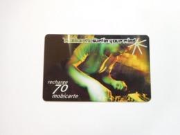 Télécarte , Mobicarte , MBC114 , S.Y.M. DJ Volta - Frankrijk