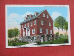 Wartburg Orphans' Farm School  Kensico Lake  New York  >ref 3632 - Autres