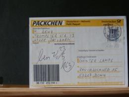 A10/692 DOC. ALLEMAGNE PETIT PAQUET - BRD