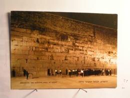 Jérusalem - Le Mur Des Lamentations - Israel