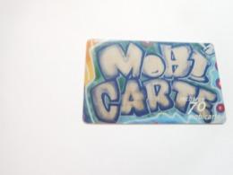 Télécarte , Mobicarte , MBC127 , Tagg Mobicarte - Mobicartes (recharges)