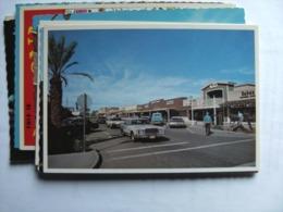 America USA AZ Arizona Scottsdale With Nice Old Cars - Scottsdale