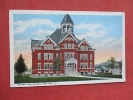 Central High School  Cortland  New York  >ref 3632 - Autres