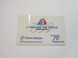 Télécarte , Mobicarte , MBC24 , Armada - Mobicartes (recharges)