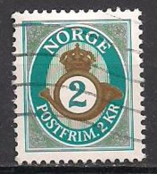 Norwegen  (2001)  Mi.Nr.  1381  Gest. / Used  (6fh07) - Norwegen