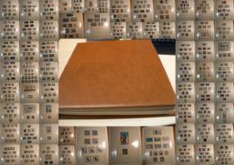 Allemagne - RFA - Collection De 1982 à 1993 - Album LINDNER - Pages Préimprimées - Oblitérés - Collections (en Albums)