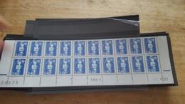 LOT 471783 TIMBRE DE FRANCE NEUF** LUXE  COIN DATE FACIALE 10,3 EUROS BLOC - France