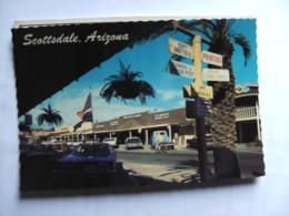 America USA AZ Arizona Scottsdale Western Town - Scottsdale