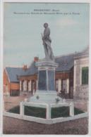MENNEVRET (Aisne) - Monument Aux Morts - France