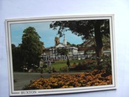 Engeland England Derbyshire Buxton Pavilion Gardens - Derbyshire