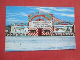 Non Mailable Advertising  Santa Claus House  North Pole Alaska   Ref 3632 - Advertising