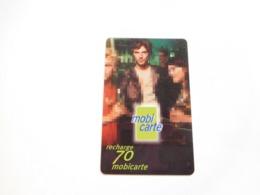 Télécarte , Mobicarte , MBC90 , Pixels Homme - Mobicartes (recharges)