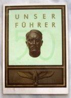 D. Reich Ganzsache Adolf Hitler - Unser Führer 1889-1939 - Deutschland