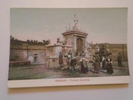 D168251 Italia Basilicata  - GENZANO (Potenza)   -Ed. Vicenzo Garramone   Ca 1910 - Matera
